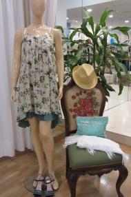 Vestido tirante Seda by Loa