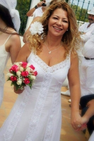 Vestido Puntilla Corazón by Charo Ruiz